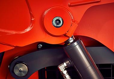 Close image of Kubota tractor part